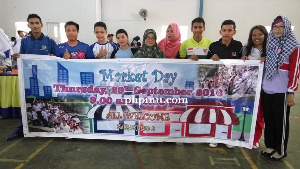 Market Day SMP Kartini 2