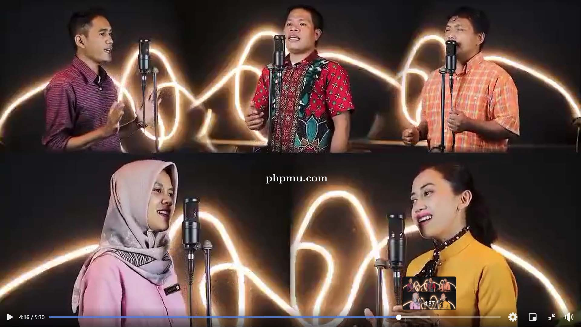 Paduan suara  SMP Kartini 2